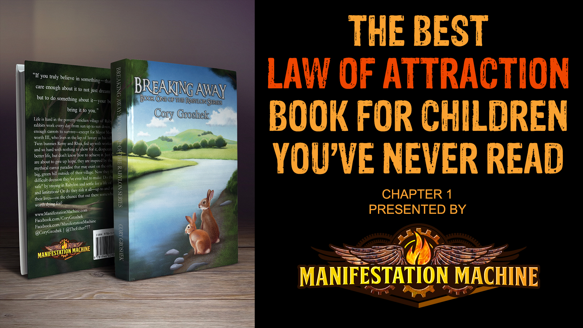 The Best Law Of Attraction Book For Children You've Never Read