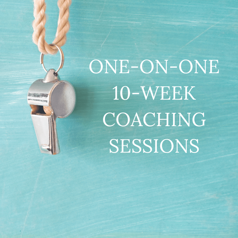 10-Week Coaching Sessions