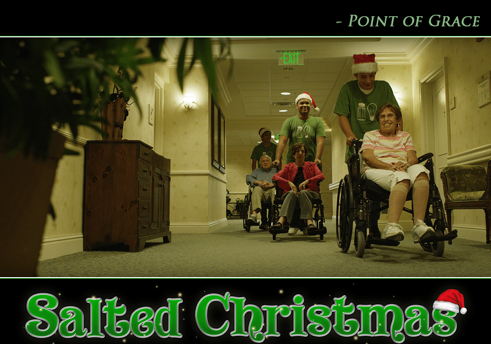10/10 Salted Christmas Post-production Update!