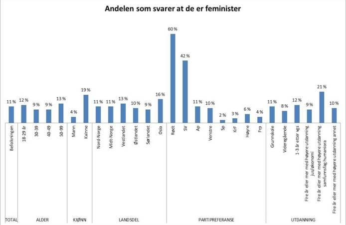 andelen FEMINISTER_undergrupper(2)