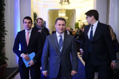 Gruevski. Foto: European People's Party/Flickr