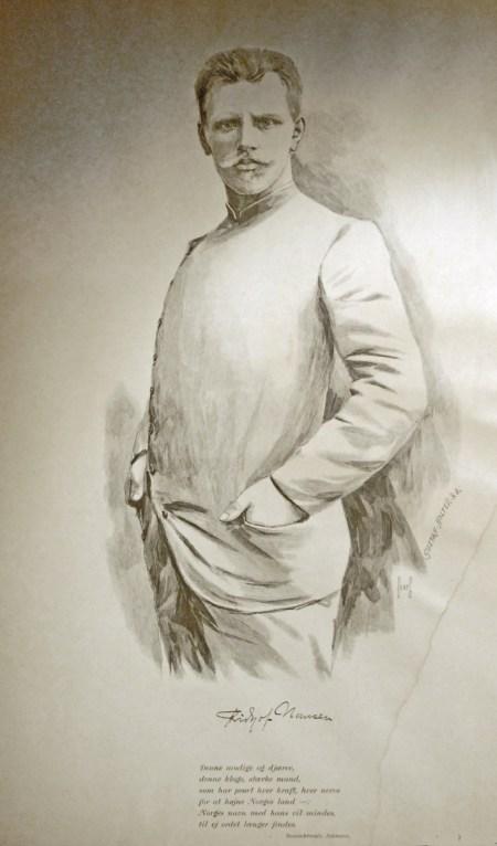 Fridtjof Nansen (1861-1930). Foto: Jean-Pierre Dalbéra/Flickr