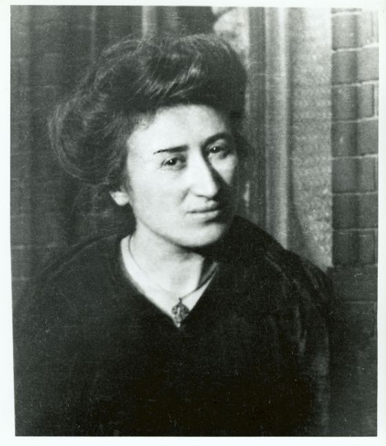 Rosa Luxenburg stiftet kommunistpartiet i Tyskland. Foto: Rosa Luxemburg-Stiftung/Flickr
