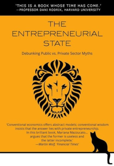«The Entrepreneurial State.»(Anthem 2013)
