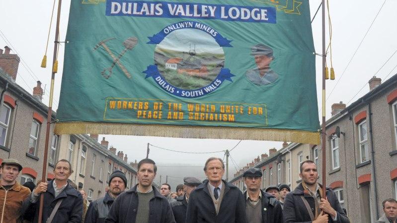 Gruvestreik i Sør-Wales filmen Pride. Foto: Filmweb