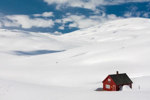 Norwegen im Mai 2012