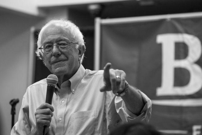 Bernie Sanders. Foto: Phil Roeder