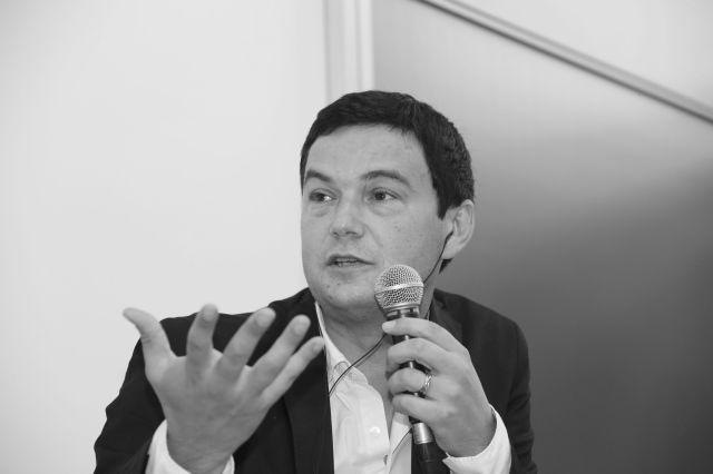 Thomas Piketty. Foto: Metropolico