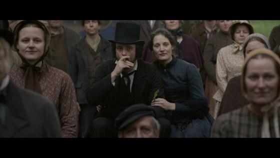 August Diehl og Vicky Krieps som Karl og Jenny Marx.