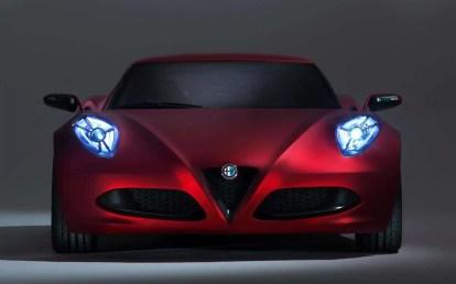 Alfa Romeo 4C -4