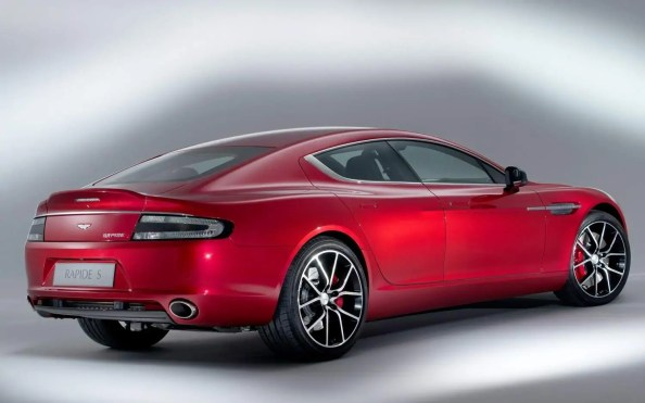 Aston Martin Rapide S right