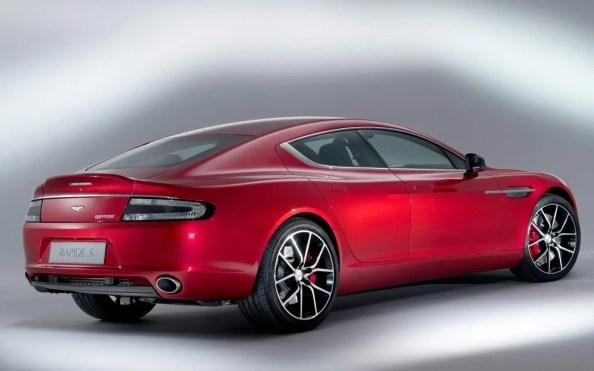 Aston Martin Rapide S right