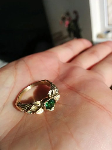 Elven Ring 9