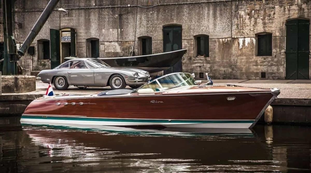 Italiaanse speedboten
