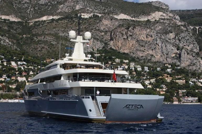 Azteca CRN Yacht - 3