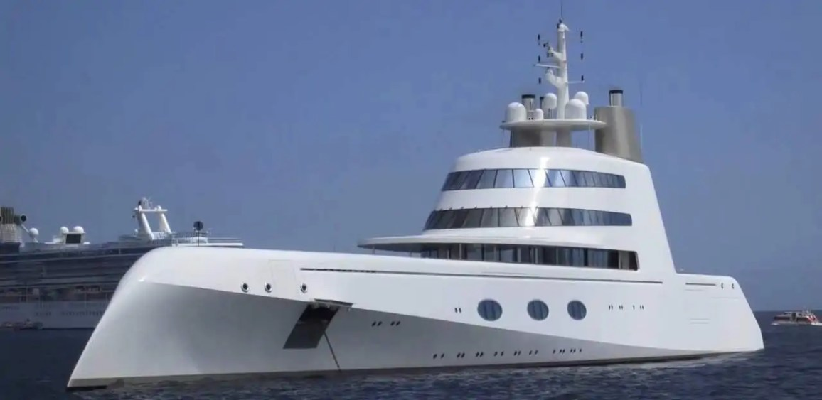 Superyacht A - YouTube