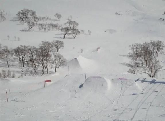 Snowboardparken