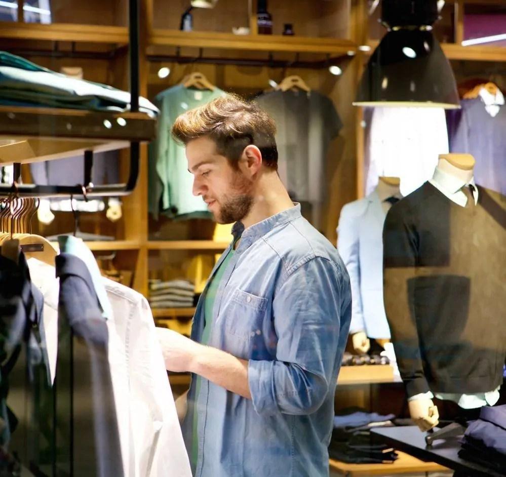 Shazam voor kleding