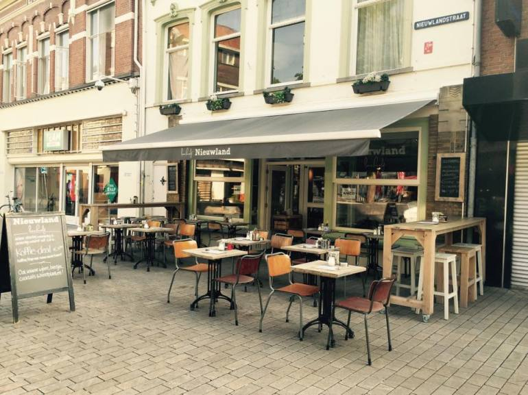Hotspots Tilburg Nieuwland