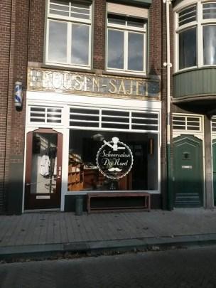 Hotspots Tilburg scheersalon