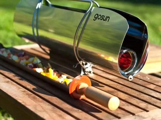 Solar Stove Grill Cooker GoSun Sport