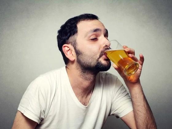 Afvallen met bier