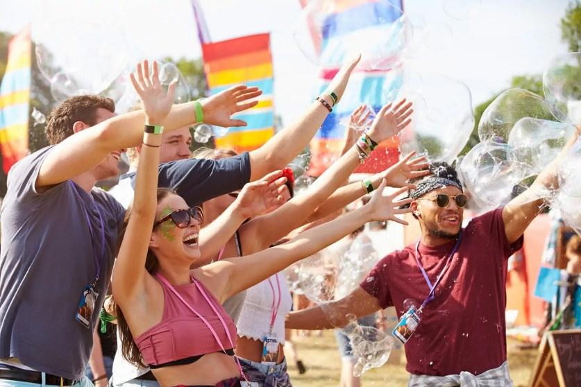 Friends Festival