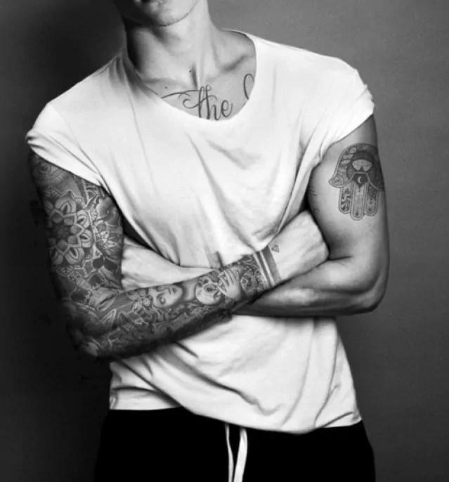 Tattoos - Rights: francisco lachowski