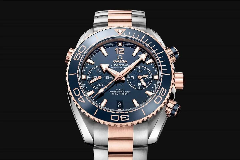 omega seamaster planet-ocean-chronograph metas certified