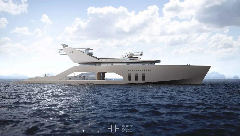 Hareide Design Yacht1