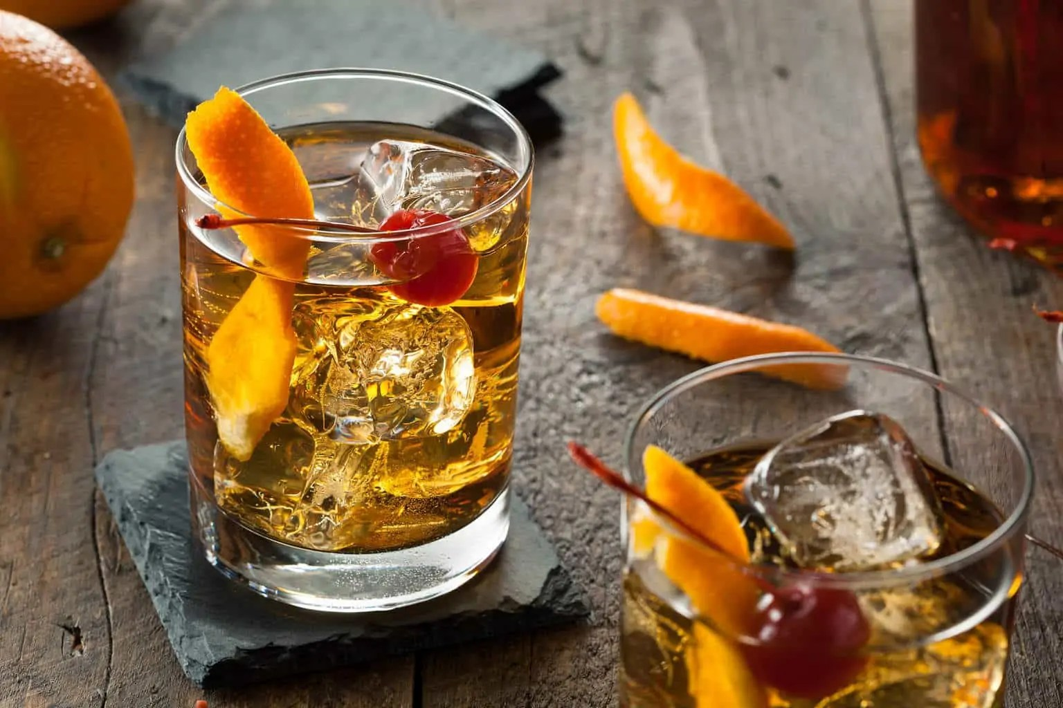 Vermout old fashioned