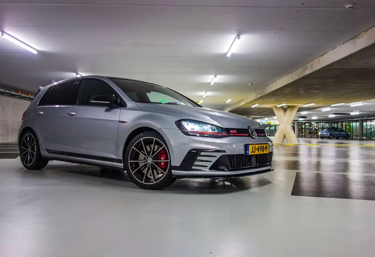 Volkswagen Golf GTI Clubsport 1