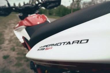 Ducati Hypermotard 939SP2