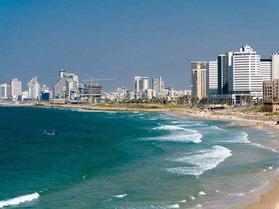 Tel Aviv vriendenweekend
