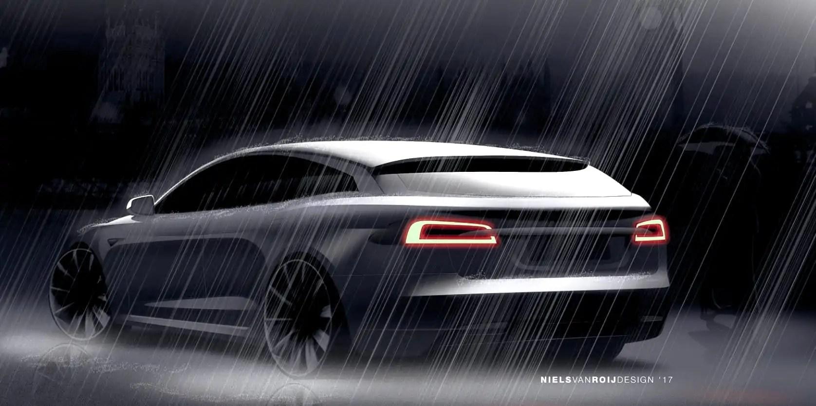Tesla Shooting Brake