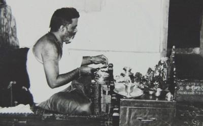 శ్రీ సిద్ధరాజ్ మాణిక్ ప్రభు అనుగ్రహం పొందిన రోజు