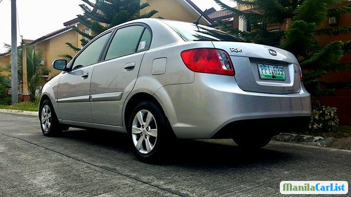 Kia Rio Automatic 2010 For Sale Manilacarlist Com 412719