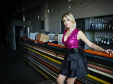 Backstage AnnaRita N