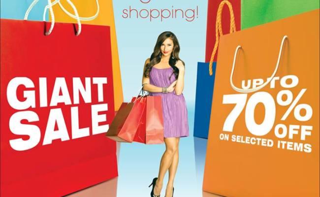 Robinsons Malls Giant Sale October 2013 Manila On Sale