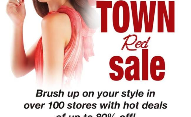 Alabang Town Center Paint The Town Red Aug 2018 Manila