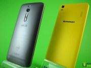 Asus Zenfone 2 Lenovo K3 Note (3 of 6)