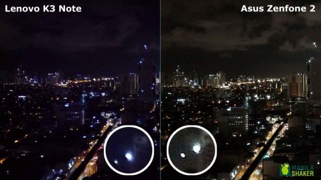asus zenfone 2 vs lenovo k3 note camera (1)