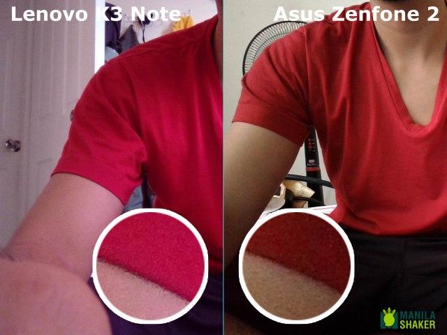 asus zenfone 2 vs lenovo k3 note camera (5)