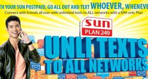 sun plan 250 smart mega globe 300 postpaid