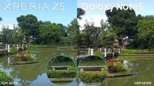 galaxy note 5 vs xperia z5 camera review HDR 13
