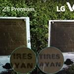LG V10 vs Xperia Z5 Camera