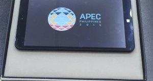 apec delegates myphone tab gift philippines