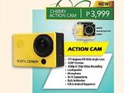 cherry action cam specs news philippines