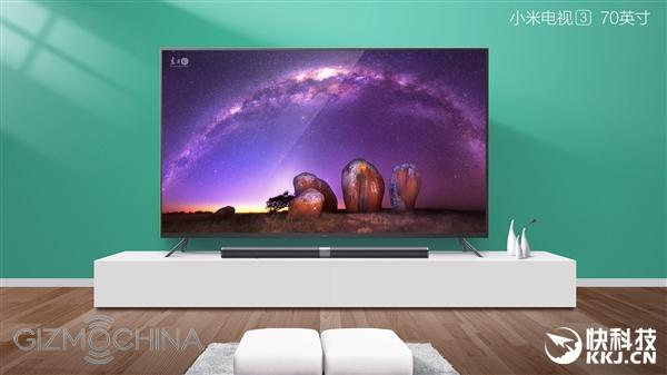 Xiaomi 70-inch Mi TV 3 Variant Launched, Features a Massive