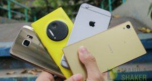Samsung Galaxy S7 vs Sony Xperia Z5 vs Nokia Lumia 1020 Xiaomi Mi 5 iPhone 6s Camera Review Comparison 2